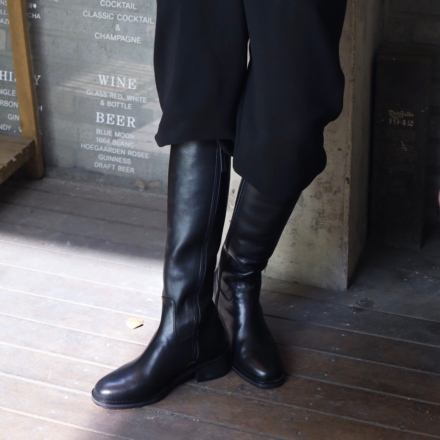 ravie long boot